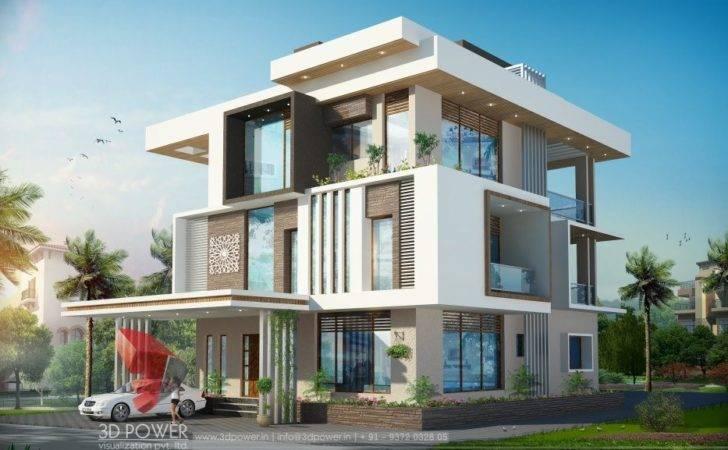 Bungalow India Latest Design Modern