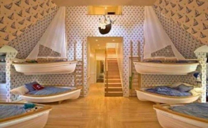 Bunk Bed Boats Bedroom Misc Pinterest Beds