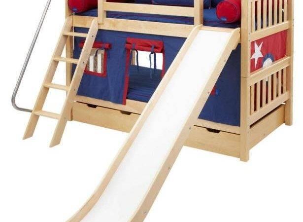 Bunk Bed Plans Slide