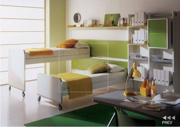 Bunk Beds Girls Room Low Ceiling Google Search