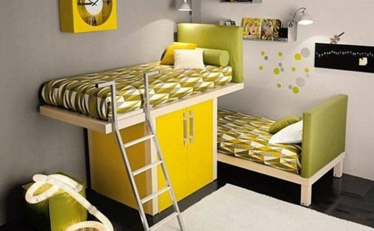 Bunk Beds Pinterest Shaped Double Loft Bed