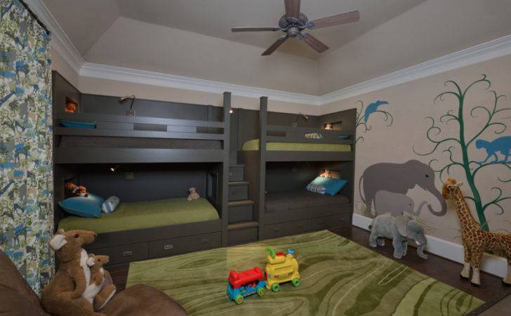 Bunking Down Custom Made Bunk Beds