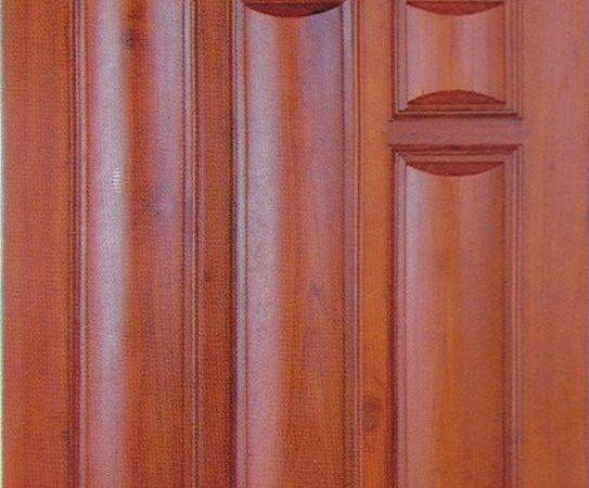 Burma Teak Doors Wood Tall Deciduous Tree Tectona