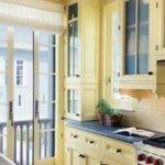 Butter Yellow Kitchen Want Color Paint Walls Home