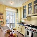 Buttercream Cabinets