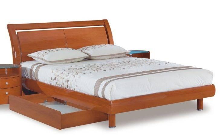 Buy Global Usa Emily Sleigh Bed Cherry Beyond