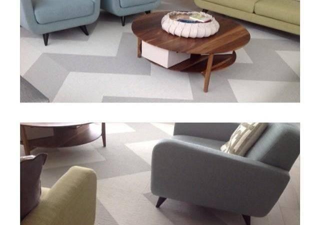 Buy Made Look Olive Carpet Tile Flor