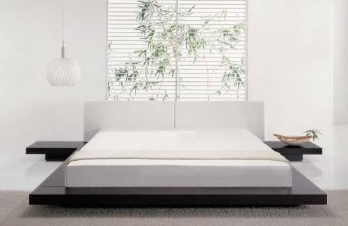 Buy Worth Japanese Style Platform Bed Modloft