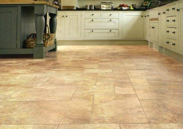 Bye Ceramic Flooring Hello Luxury Vinyl Tile