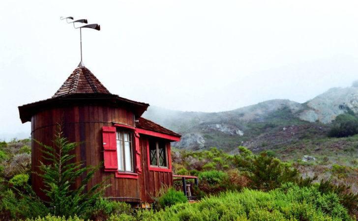 Cabin Big Sur California Shannon May Powell
