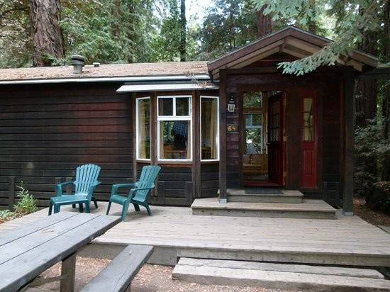 Cabin Campgrounds Big Sur Campground Cabins