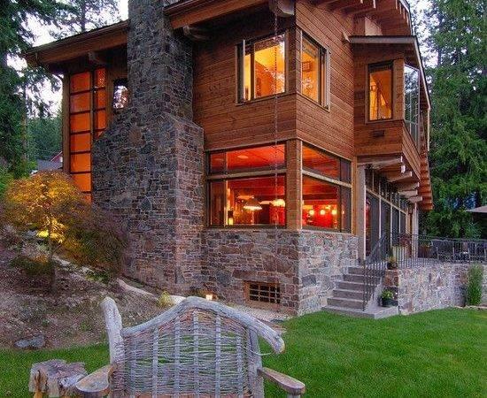 Cabin Design Remodel Decor Ideas