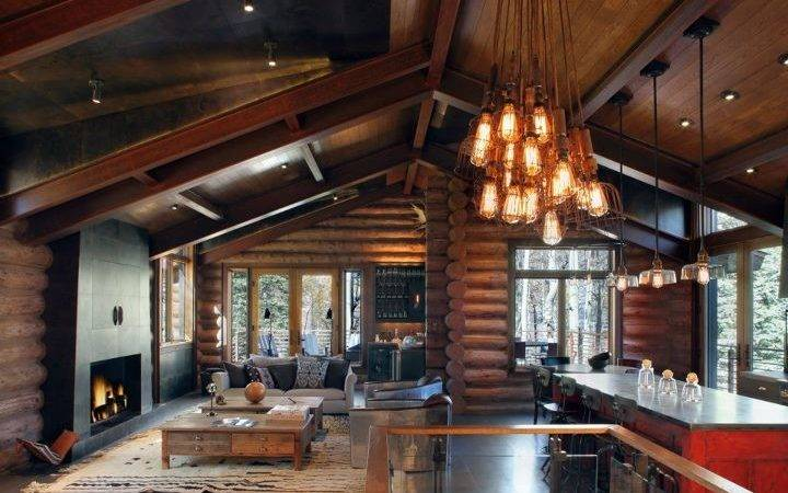 Cabin Telluride Remodel Addition One First Log Cabins