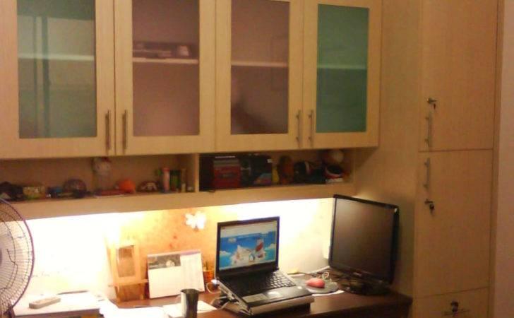 Cabinet Design Kuala Lumpur Study Room