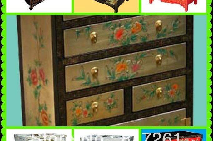 Cabinet Kiten Furniture Colorful Unique Nation