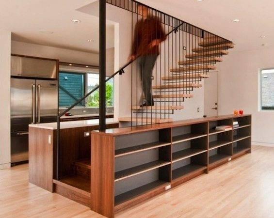 Cabinet Stair Interior Design Pinterest