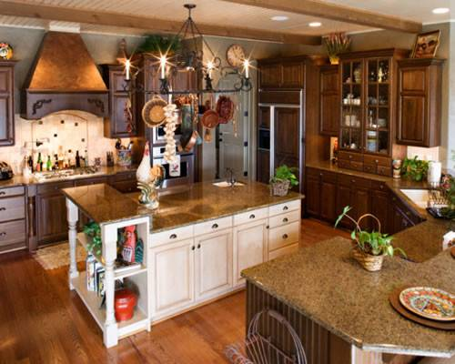 Cabinets Kitchen Italian
