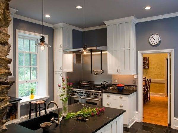 Cabinets Stone White Kitchen Kitchens Curated