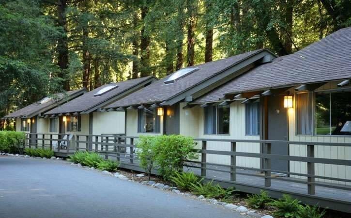 Cabins Ceiling Big Sur Campground Amp