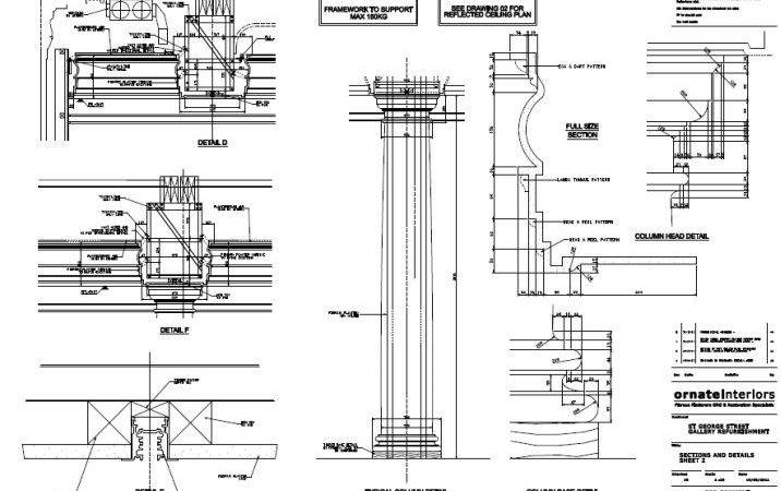 Cad Drawing Examples Design Projects
