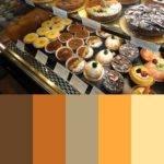 Cafe Pinterest Color Schemes Diy Bench Rustic