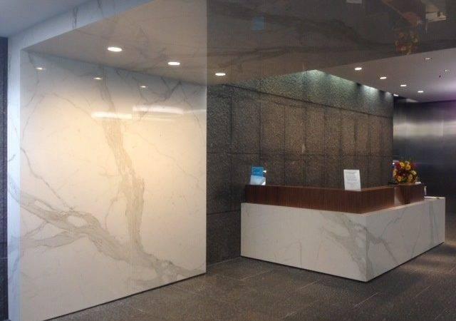 Calacatta Porcelain Slab Screens Room Dividers Dallas