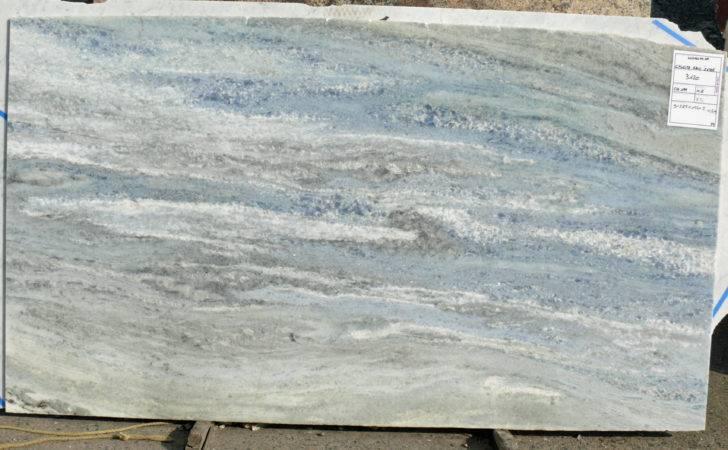 Calcite Blue Azul Granite Slab Polished Italy