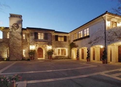California Luxury House Design Best Homes Plans