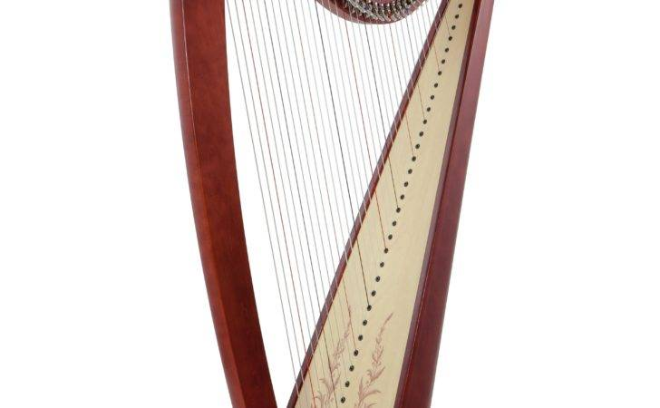 Camac Isolde Classic Virginia Harp Center