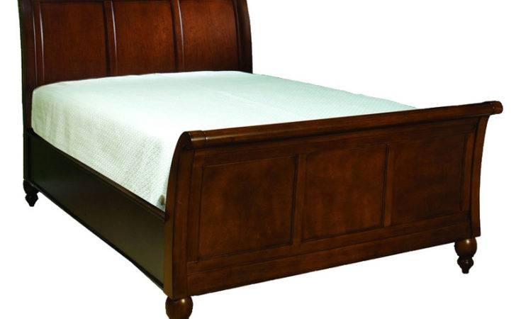 Cambridge Queen Sleigh Bed Furniture