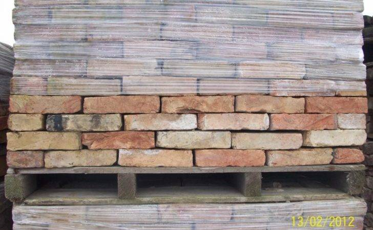 Cambridgeshire Reclaimed Bricks Sale