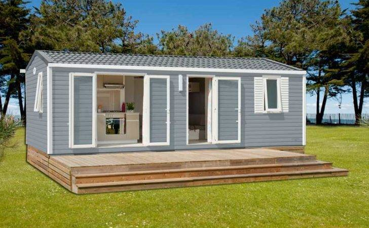 Campsite Mobile Homes South France