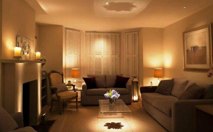 Can Apply Elegant Living Room Lighting Ideas