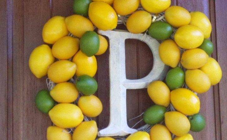Can Lemon Lime Kitchen Pinterest