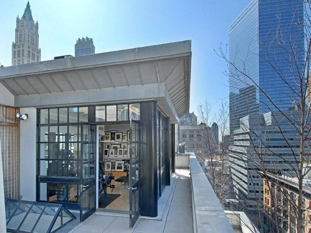 Can Own Tribeca Penthouse New York Extravaganzi