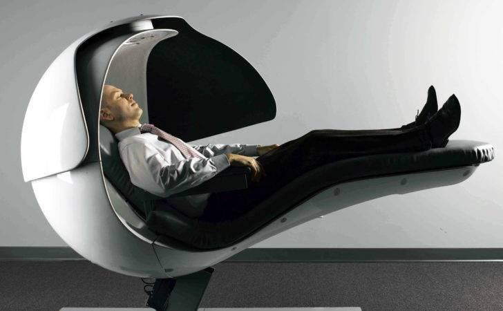 Can Sleep Pods Workplace Help Industry Tap