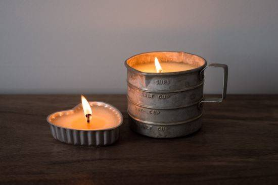 Candles Antique Containers Antiquecandleworks Candle