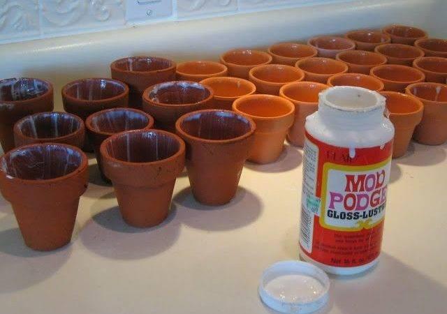 Candles Pots Like Flower Planters Pinterest