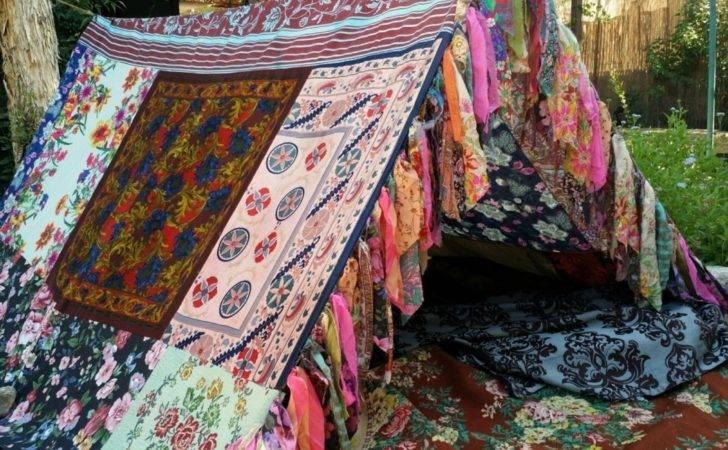 Canopy Bed Scarf Diy Gypsy Modern Beautiful Mane Bedroom