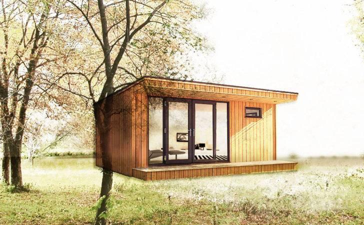 Canopy Office Studio Garden Room
