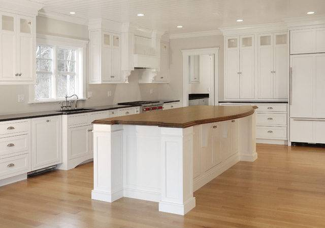 Cape Cod Classic Kitchen Beach Style Other Metro