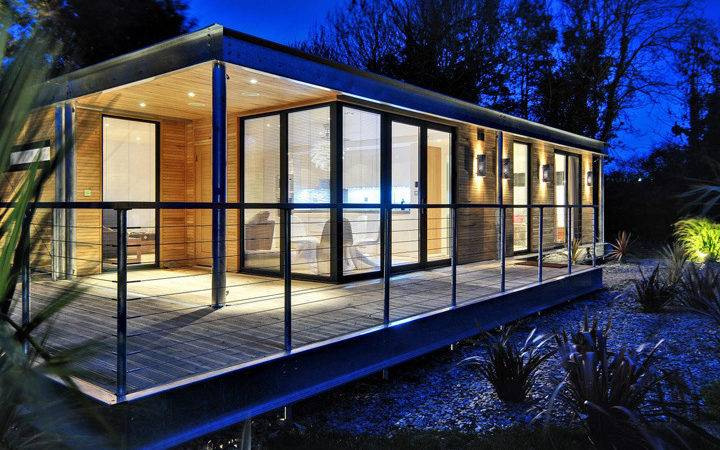 Cape Cod Contemporary Mobile Home Modular Log Other