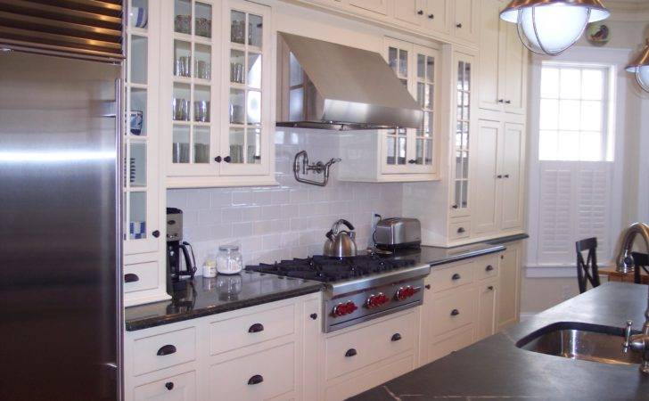 Cape Cod Kitchen Home Pinterest