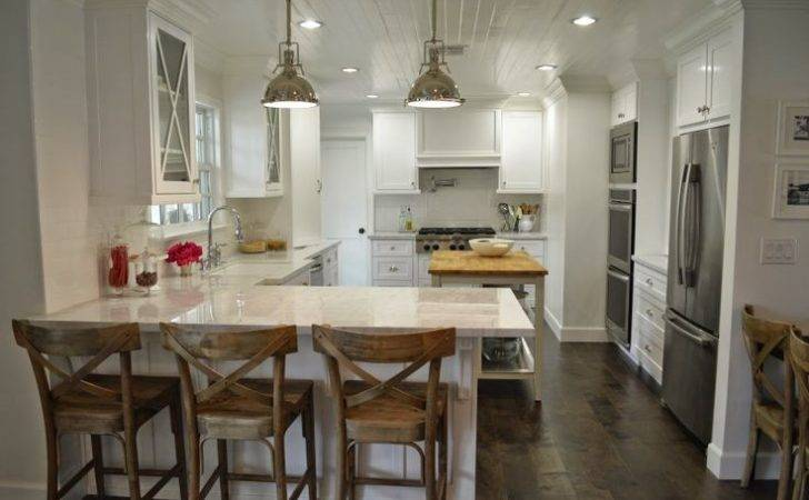 Cape Cod Ranch Renovation Dream Remodel Kitchen Pinterest
