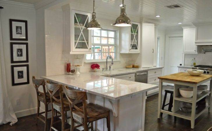 Cape Cod Ranch Renovation Kitchens Dining Adore Pinterest