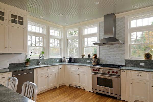 Cape Cod Style Kitchen Cabinets Ideas Ebook