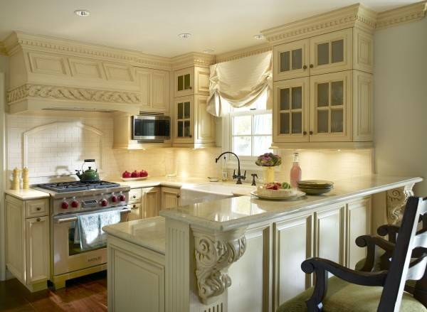 Cape Cod Styles Kitchen House Design Modern