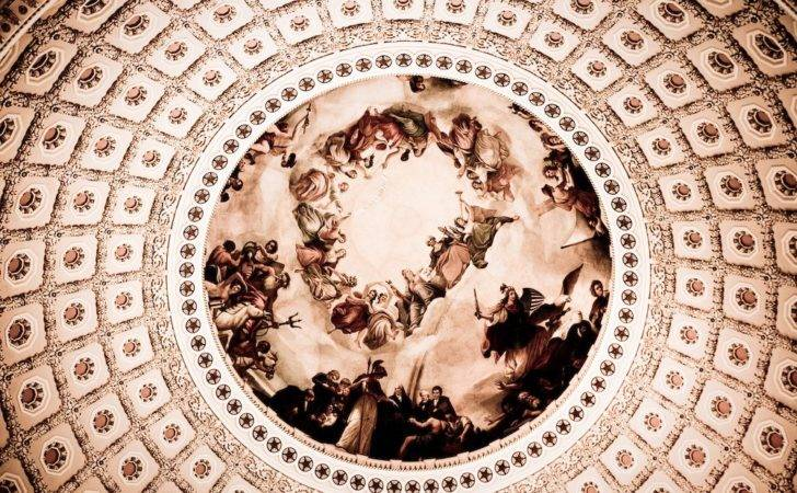 Capital Building Dome Ceiling Newschool Nomads
