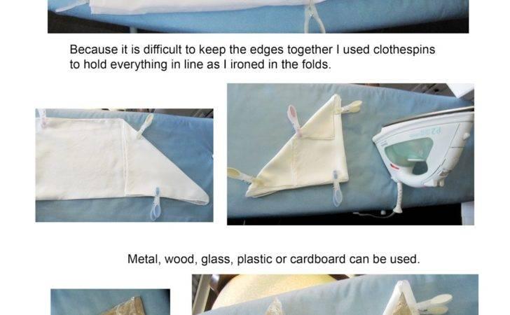 Capitol Hill Shibori Folding Technique Green White Scarf