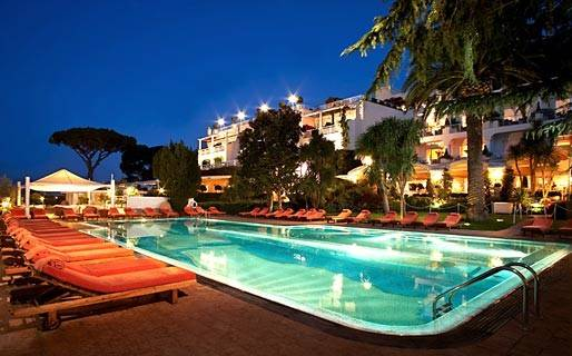 Capri Palace Hotel Spa Star Luxury Hotels Anacapri
